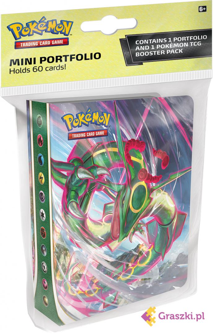 Pokémon TCG: Evolving Skies Mini album + booster